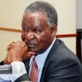 Michael Sata - Président de la Zambie