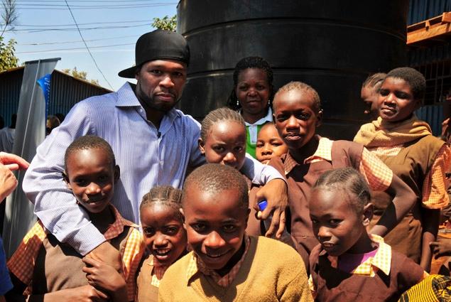 50 Cent en Somalie